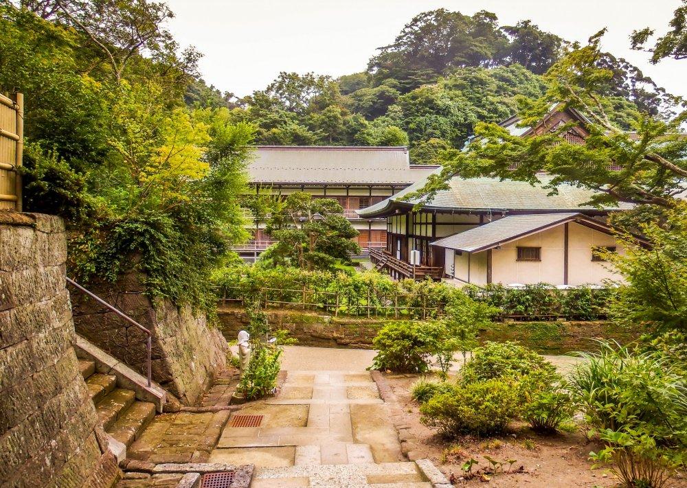 Kamakuras Kencho-ji Temple - Kanagawa - Japan Travel - Tourism Guide, Ja...