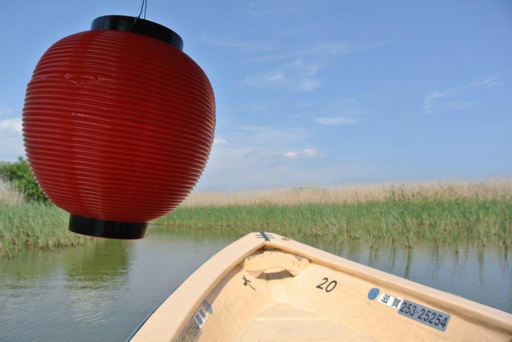 Promenade en barque