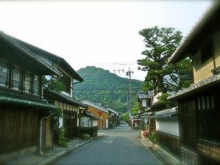La rue Shinmachi