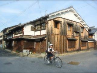 Près de la rue Shinmachi