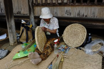 Wisata Karya ke Nihon Minka-en