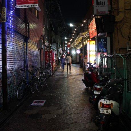 Machida at Night