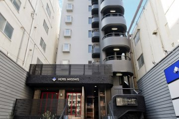 HOTEL MYSTAYS Shinsaibashi is located close to Shinsaibashi, newly refurbished and opened in April 2015.