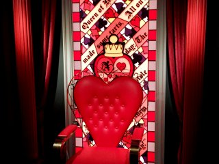 Трон Королевы Червей