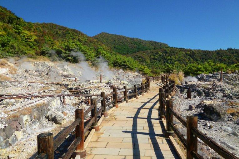 Nagasaki's 'Hell' - Unzen Jigoku