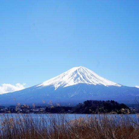 Wi-Fi gratuite sur le Mont Fuji