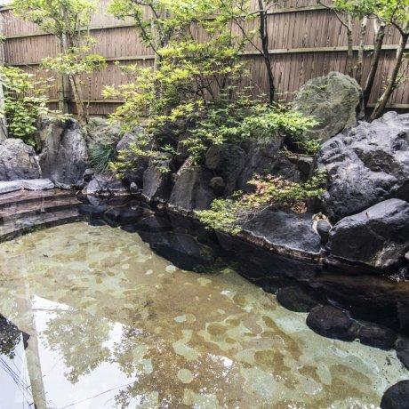 Tamatsukuri Onsen, Shimane
