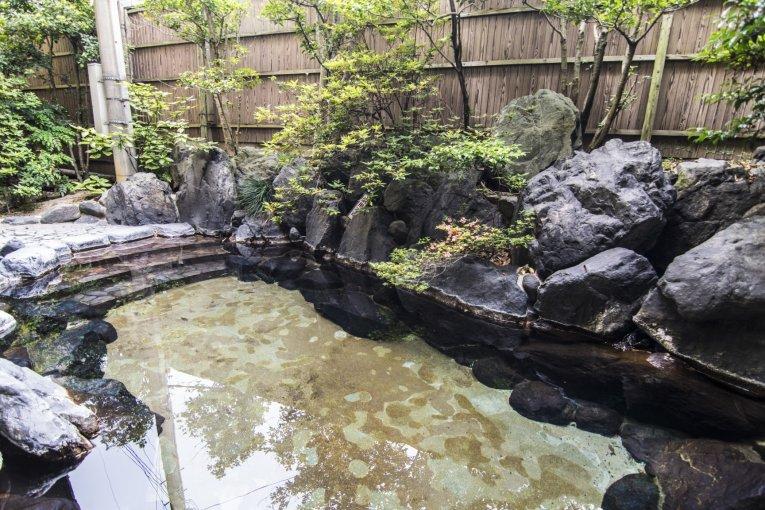 島根の玉造温泉