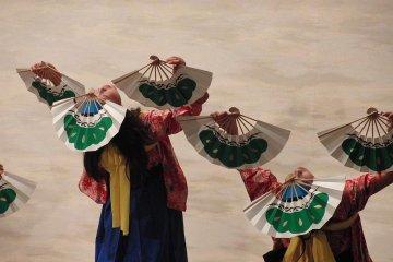 Kazahaya Traditional Arts Festival