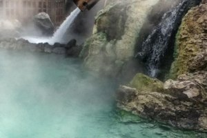 Kusatsu Onsen, with its iconic Yubatake, is one of the most famous hot springs in Japan