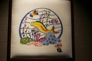 Local Art at Loisir Spa Tower Naha