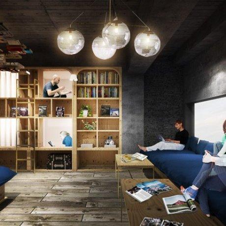 Book and Bed Tokyo Abre em Setembro