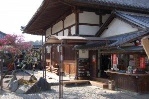 Main Hall of Asuka Temple