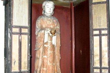 Shōtoku Taishi as bodhisattva