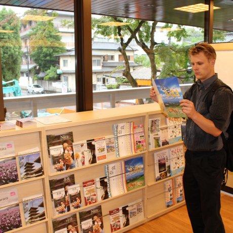 NARA Visitor Center Abre a 23/07