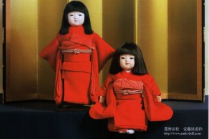 Join in a doll or puppet making class by appointment with Mr Ando dollmaker to royalty in Kyoto