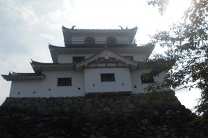 Another view of the keep