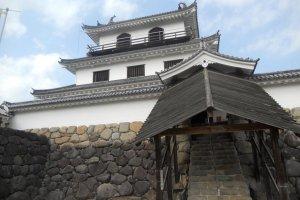Shiroishi Castle, Main Entrance