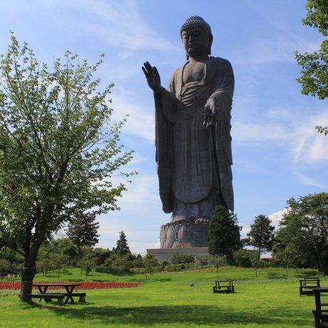 Giant Buddha di Ushiku Daibutsu
