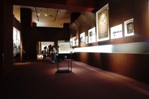 Galery yang berisi dokumentasi menenai pembuatan dan sejarah Yebisu Beer