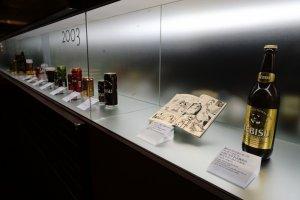 Dari tahun ke tahun perkembangannya menjadi catatan sejarah peradaban Jepang