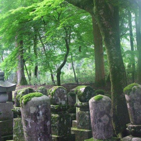 닛코에 린노지 공동묘지