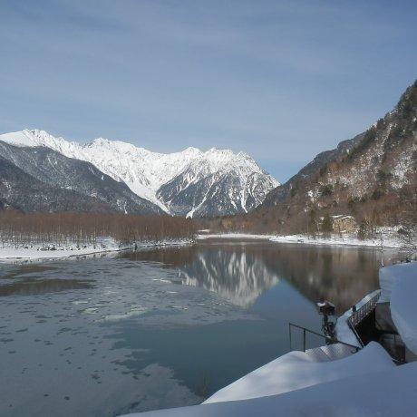 Winter Trekking in Kamikochi