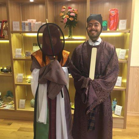 Atividades no Nara Visitor Center
