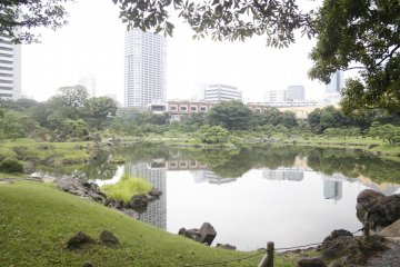 Kyu Shiba-rikyu Garden Hamamatsucho