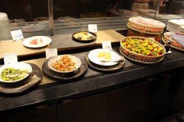 Más platillos japoneses para el desayuno
