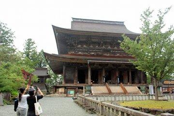 <p>The Zao-do Hall</p>