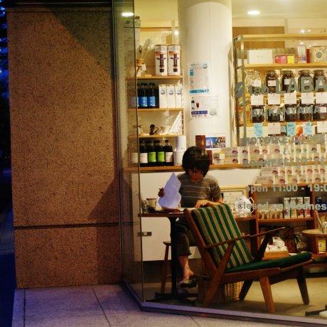 Lab.LABAR : café et salon de thé