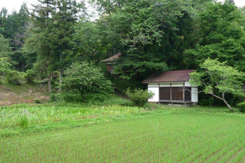 Hiraizumi outskirts