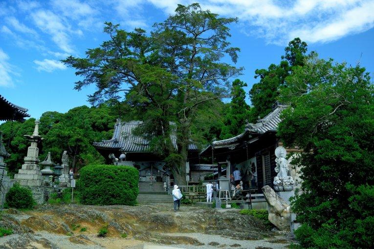Templos de Shikoku nº14, 15, 16, 17
