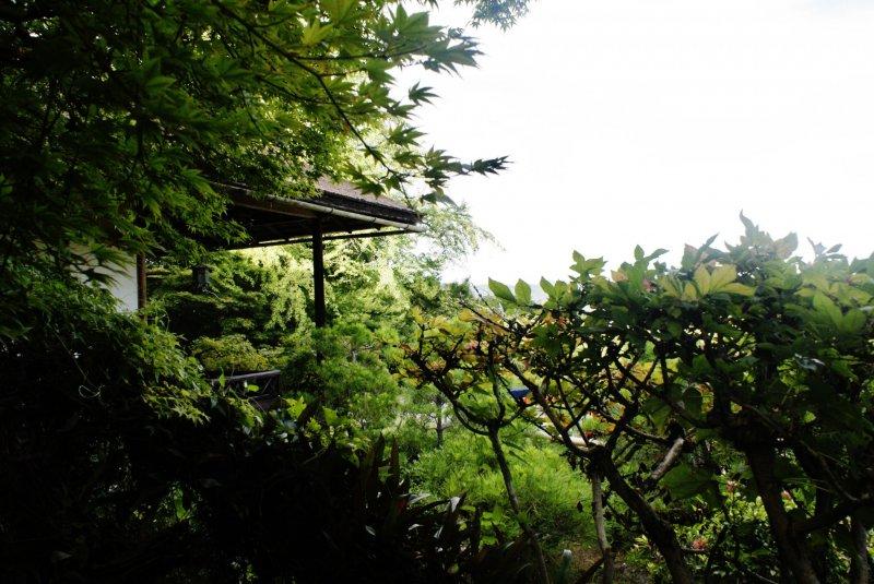 Le jardin okochi sans kyoto japan travel pr parez for Jardin kyoto