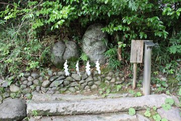 <p>A pair of the most realistic fertility stones</p>