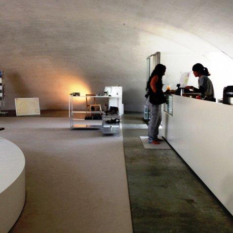 Teshima Art Museum and Cafe