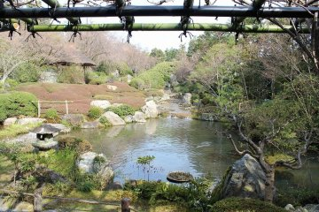 สวนเซนของวัดไทโซะ-อิน เกียวโต