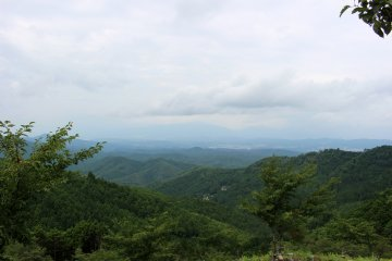 <p>A great view from just off the trail</p>