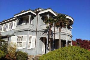 Bâtiment historique occidental : Reception Hall of Marquis Tsugumichi Saigo House