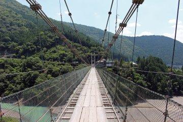 The Tanize no Tsuribashi Bridge