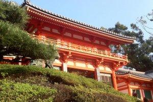 Yasaka Jinga Shrine