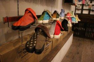 Обувь таби-дзи