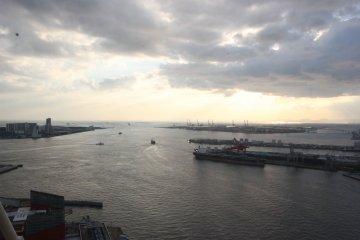 <p>Вид на Японское море</p>