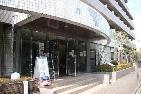 Вход в Social Residence Sagamihara
