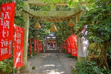Le Sanctuaire Yakumo à Kamakura