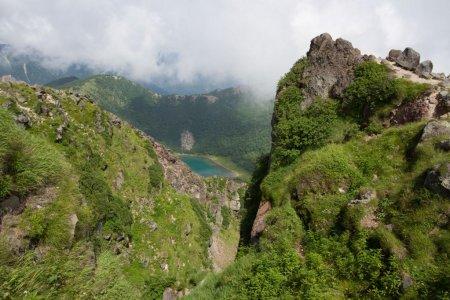 Leo núi Oku-Shirane, Nikko