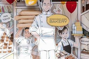 Dominique Ansel version manga