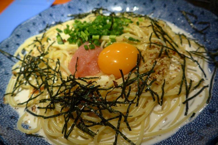 Yomenya Goemon's Fusion Pasta