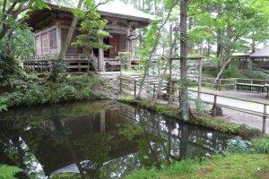 Temples of Chuson-ji